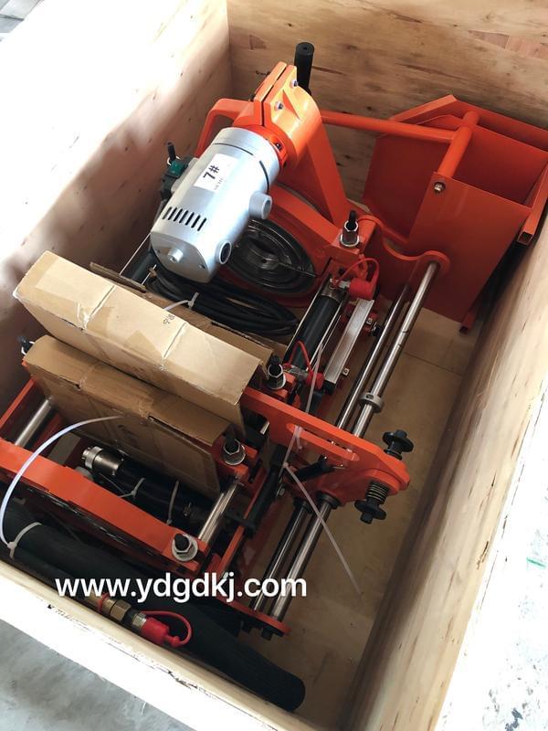 燃气PE管全自动热熔焊机现货供应